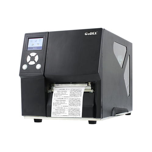 GoDEX ZX430i Direct thermal & thermal transfer Light Industrial Barcode Printer