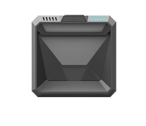 ST-7700 Large scanning window 2d desktop barcode scanner advanced pos scanners