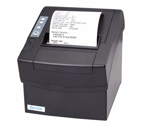 XP-C2008 WIFI wireless thermal kitchen receipt printer ESC / POS printer