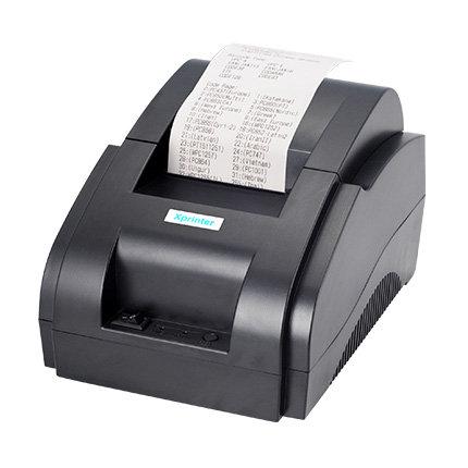 Xprinter XP-58IIH 58mm thermal receipt printer POS printers with USB port