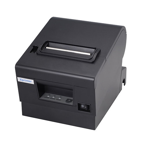 XP-D600 LAN port kitchen receipt thermal printer restaurant reception printers