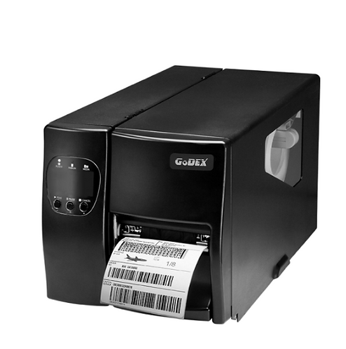 GoDEX EZ2050 203dpi Thermal Transfer/Direct Thermal Industrial Barcode Printer
