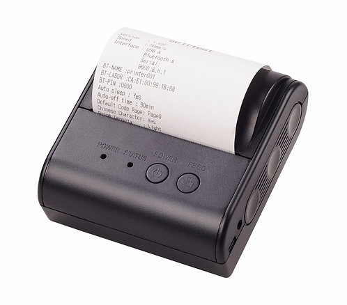 XP-P800 Portable bluetooth  receipt thermal printer Support for android & IOS