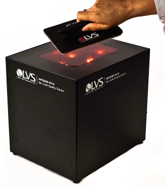 LVS-9510 Desktop Barcode Verifier
