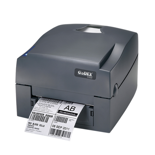 GoDEX G530U Direct thermal & Thermal transfer Barcode Industrial Printer