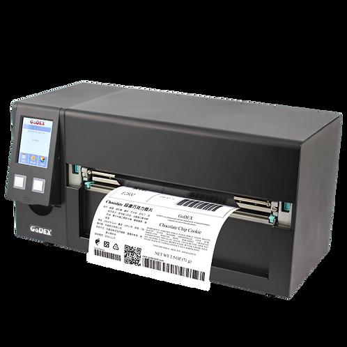 "GoDEX HD830i 8"" Direct thermal & Thermal transfer Barcode Industrial Printer"