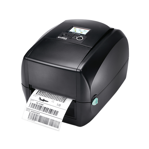 GoDEX RT700i Direct thermal & thermal transfer LCD Industrial Barcode Printer