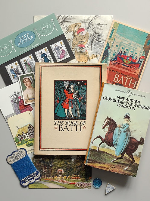 Jane Austen Curated Set