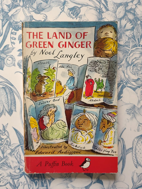 The Land of Green Ginger (1972)