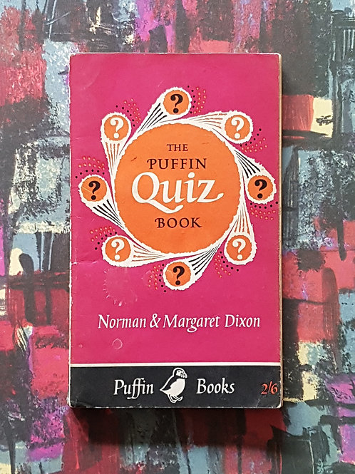 The Puffin Quiz Book (1959)