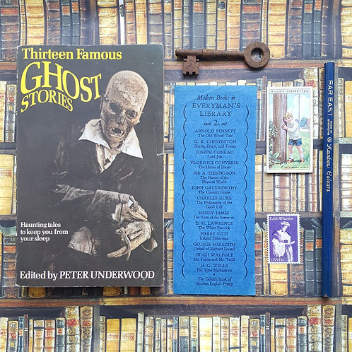 Thirteen Famous Ghost Stories (1977)