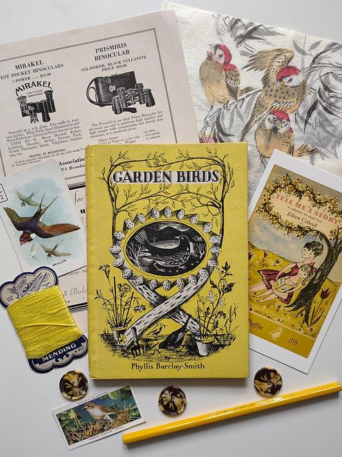 'Garden Birds' Curated Set