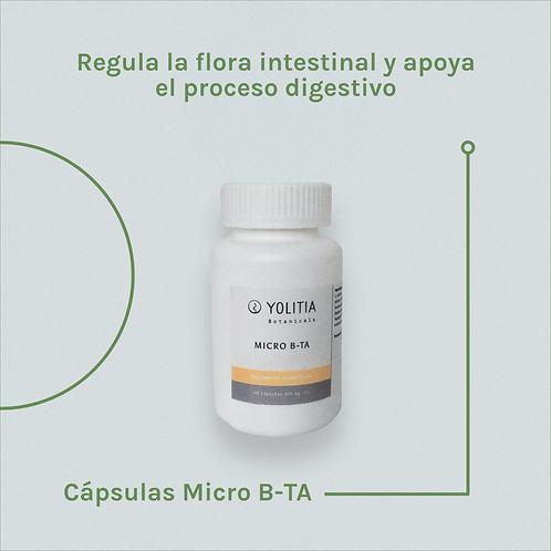 Cápsulas Micro B-TA