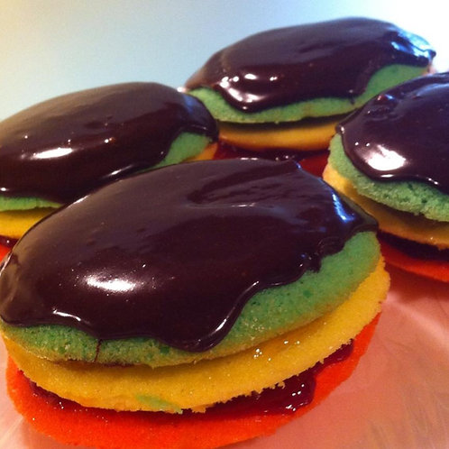 In Store- Rainbow Cookie