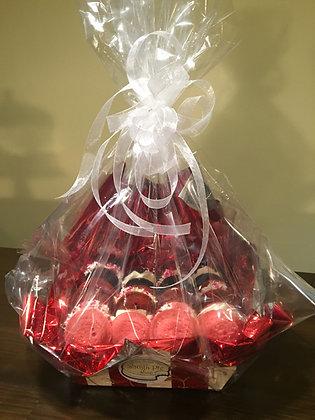 Valentine's Day Gift Basket-One Dozen Mini Shuga Pies