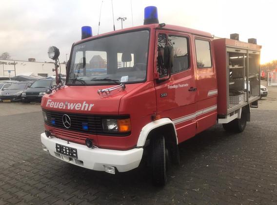 MERCEDS-BENZ 510 TSF/W