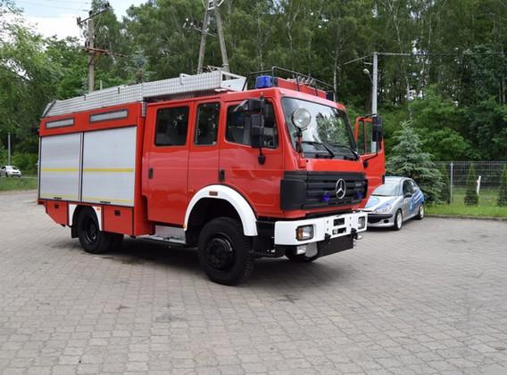 Mercedes HLF