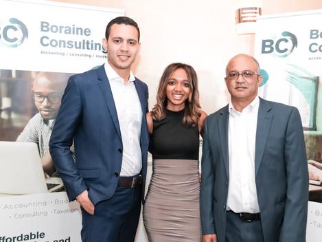 Boraine Consulting launch!