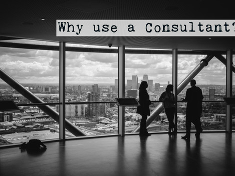Why do companies use Consultants?