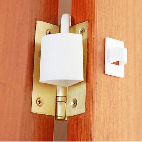Anti Pinch BABY KIDS Hand Protector 4Pcs Door Stopper Lock Kids Care Proof