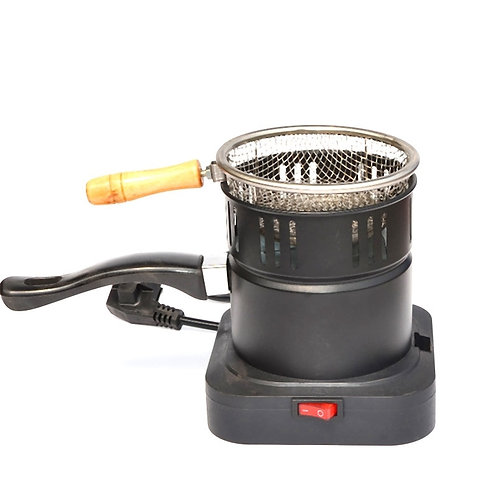 Black Shisha Hookah Charcoal Burner Heater Stove
