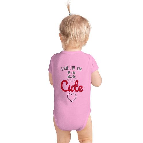 Infant Best Bodysuit