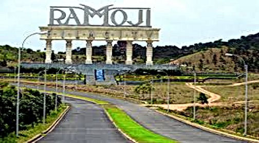 Visit Ramoji Rao Film City at Hyderabad in India to have fun and learn great adventures of film making process