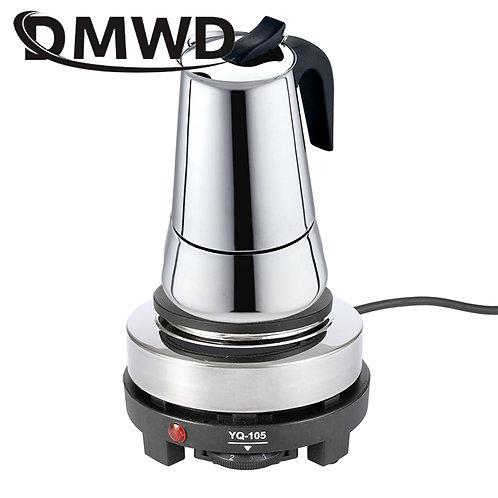 MINI Electric Moka Stove Oven Cooker Multifunction Coffee Heater Milk Burner