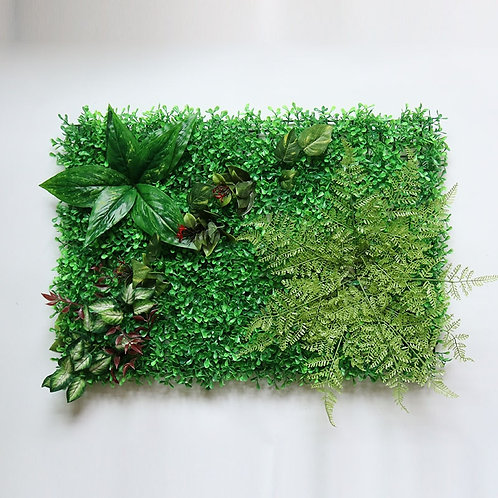 Home Decoration Artificial Plant Lawn Grass Decorative Wall Plant Garden