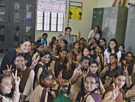 Share a book, India Association celebrated Kitab Utsav