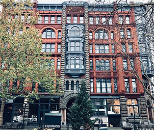 Pioneer Building Seattle