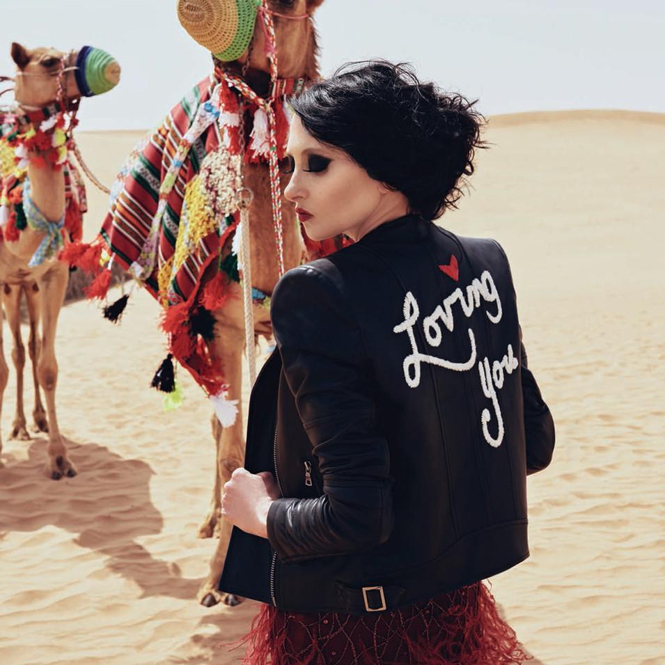 A+O x Elle Arabia Magazine 2016