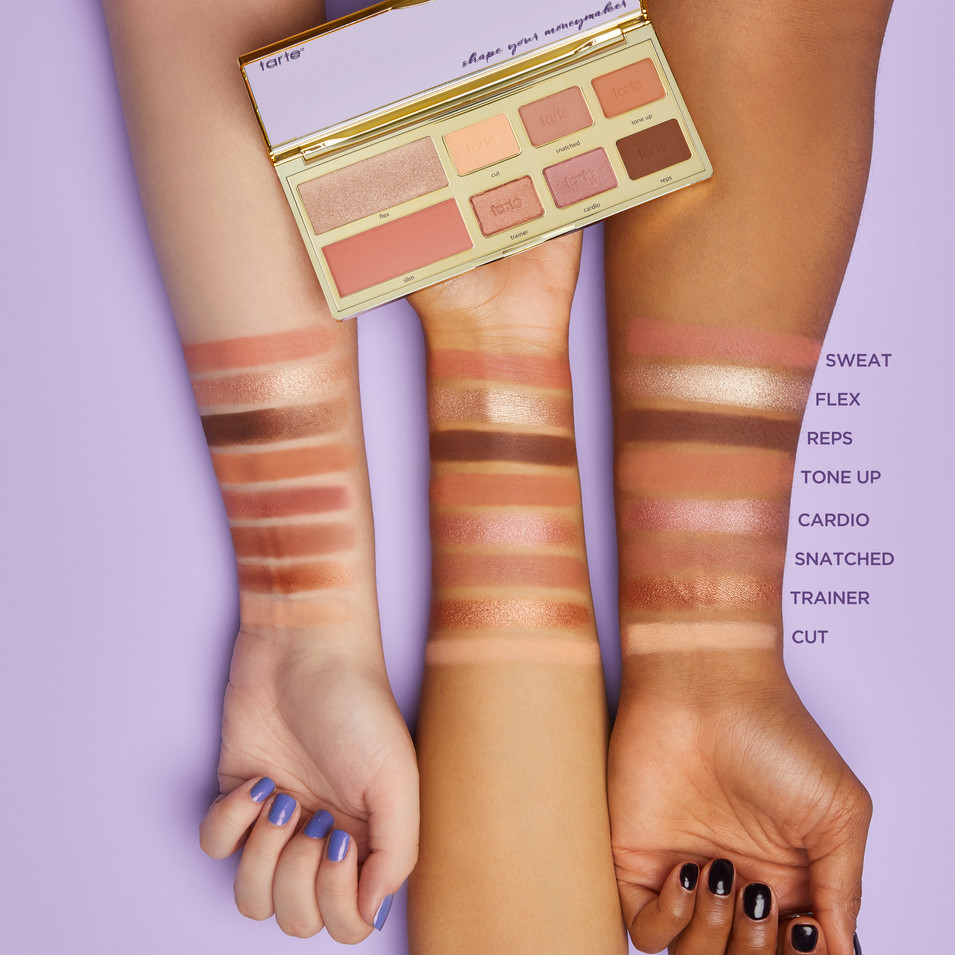 Tarte Cosmetics x Whitney Simmons Collaboration SS19