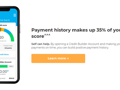 Self Lender Has A New Secured Credit Card For Building Credit