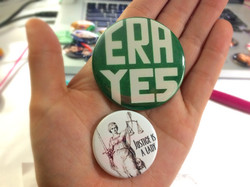 Feminism Badges