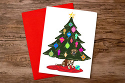 Holiday Cards for Dog Lovers
