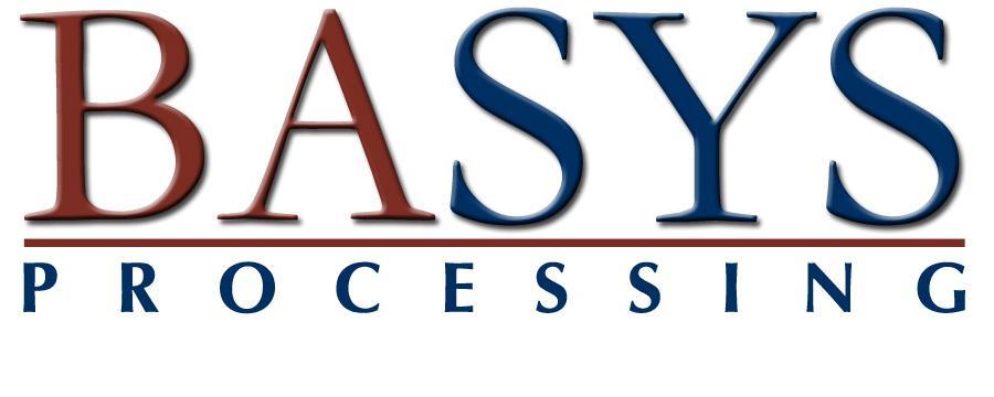 BASYS Processing