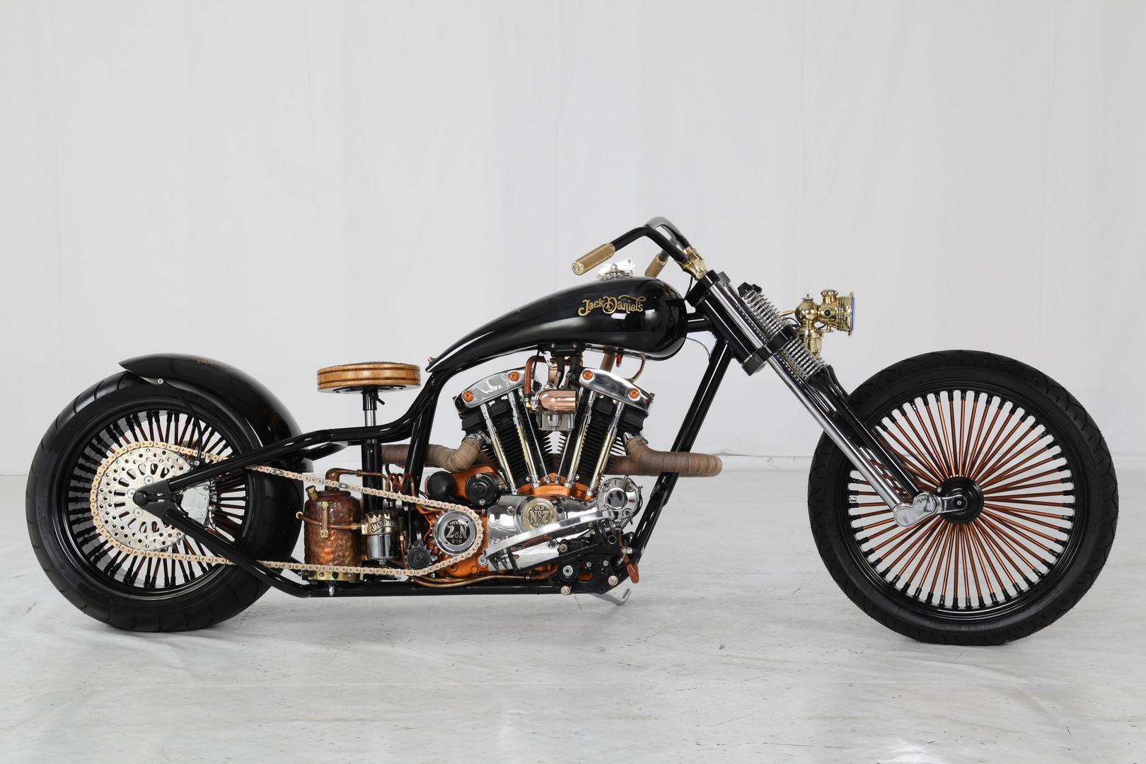 American Iron Custom Harley Davidson Motorcycles Wiring Diagram Evo Bobber Choppe