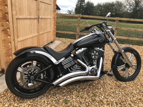 Harley Davidson Softail Standard Minimum Oil