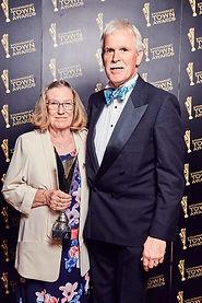 Stowmarket Town Awards - Martyn & Valeri