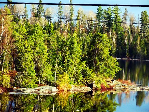 Niobe Lake, Sapawe, Ontario, Atikokan, Ontario