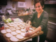 Pre made sandwich lunches available, Linda Fogg, Sapawe Diner, Fresh Meals, Quetico Provincial Park, Niobe Lake