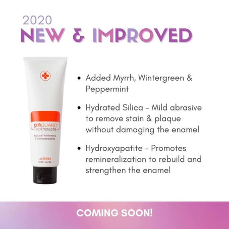 NEW 2020 Products are here!