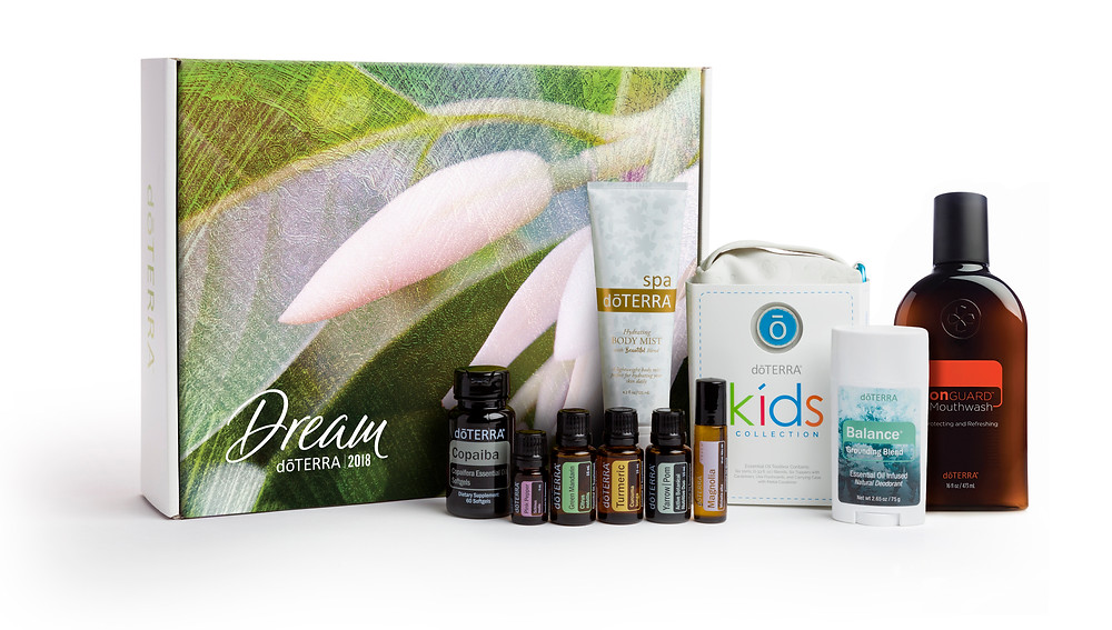 doTERRA's New Products released at the 2018 Convention