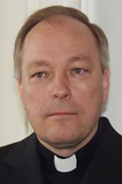 Msgr. Georg Kestel