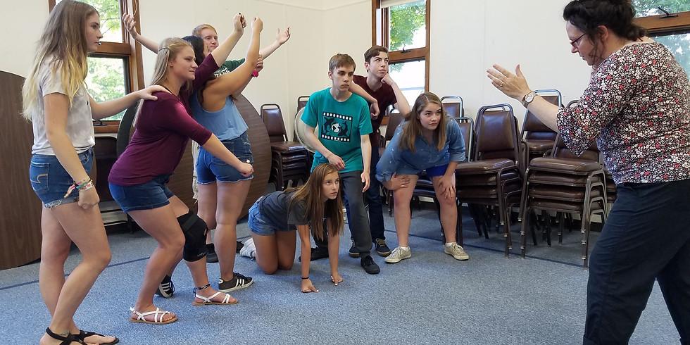 Theater Workshop - Summer Art Camp