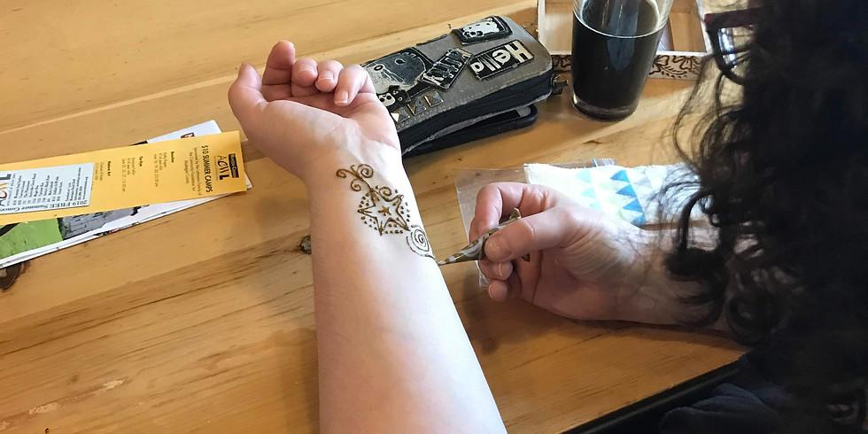 Henna & Hops