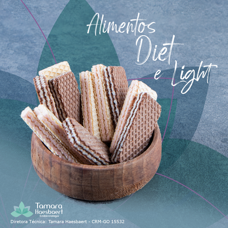 Alimentos Diet & Light