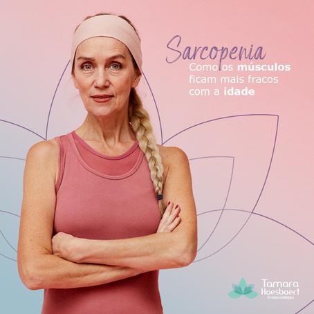 Sarcopenia: Como os músculos ficam mais fracos com a idade