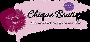 Chique Boutique logo.png